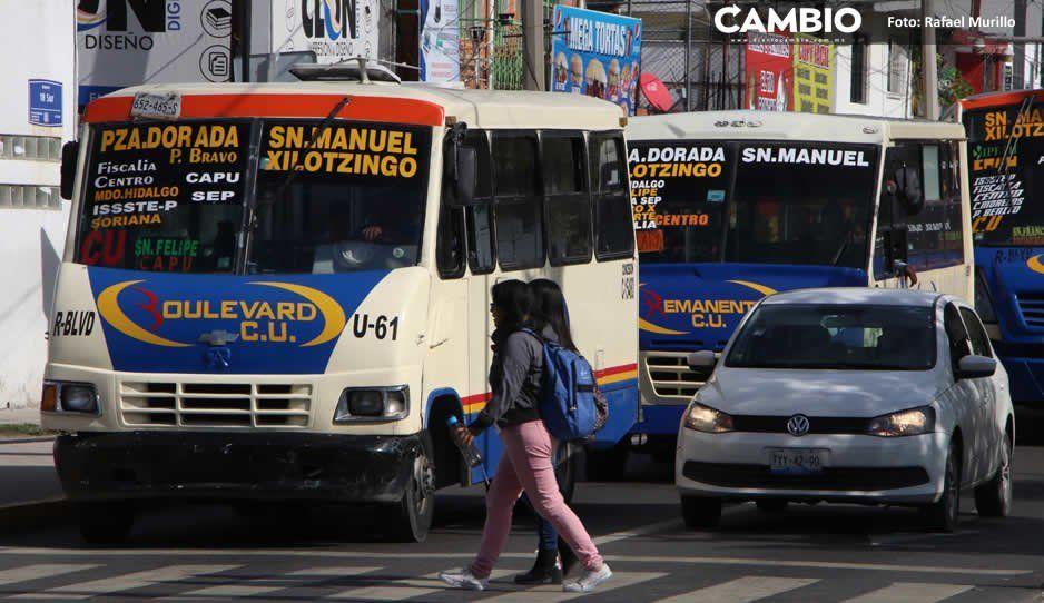 No tienen llenadera: transportistas dicen que subsidio de 2 millones no alcanza
