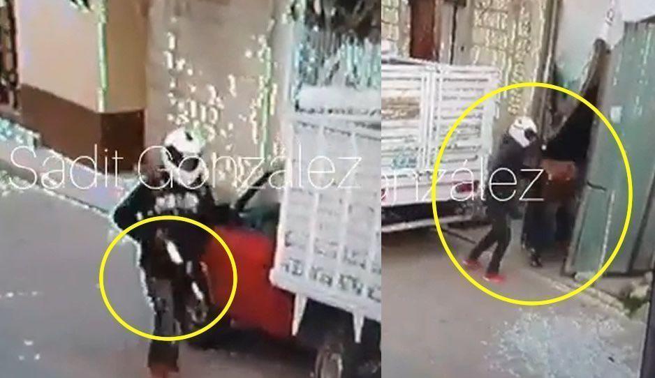 Puebla violenta: Encañonan con escopeta a vecino de Amozoc para robarle su camioneta (VIDEO)