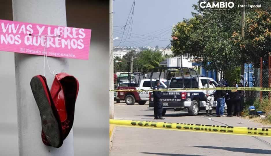 Feminicidio 88: Fue de una mujer el cadáver encobijado hallado en Cuautlancingo