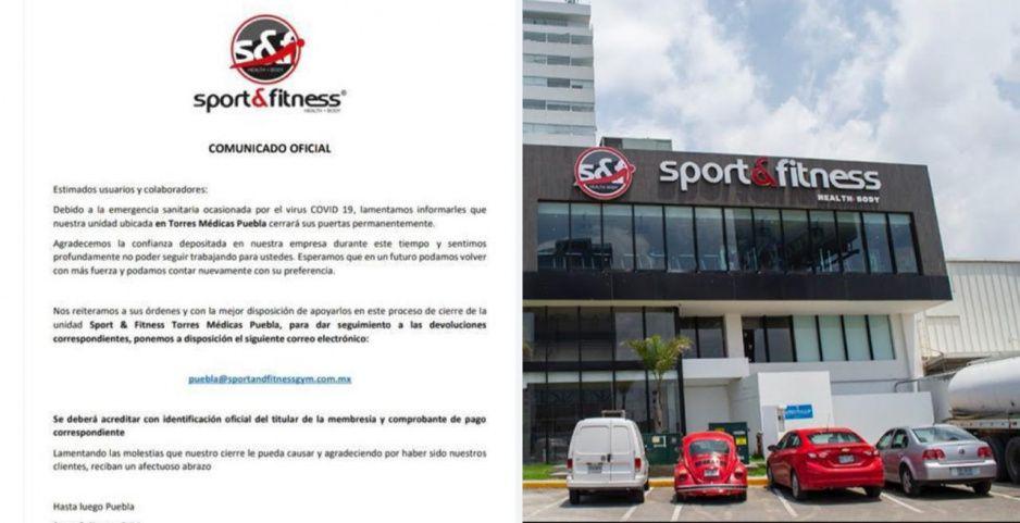 ¡Adiós Sport & Fitness! Cierra sus puertas tras no sobrevivir a la pandemia