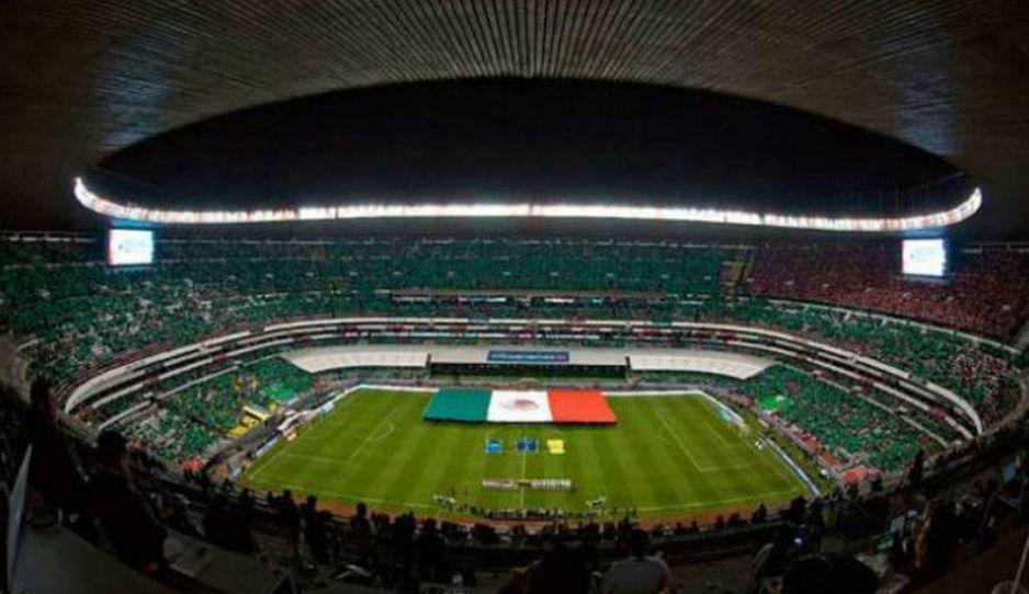 Estadio Azteca busca ser sede del partido inaugural del mundial 2026