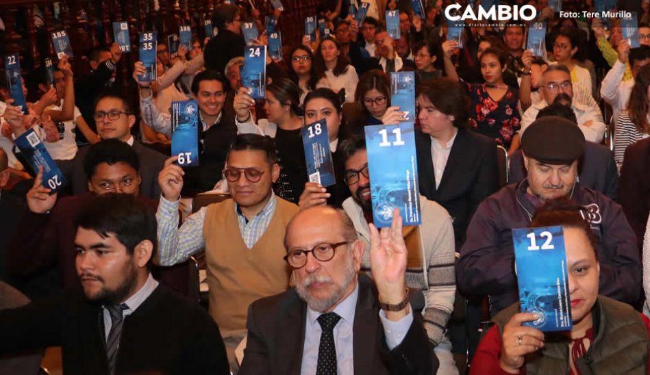 Hoy habrá Consejo Universitario: nuevo auditor y compus para 6 mil  estudiantes