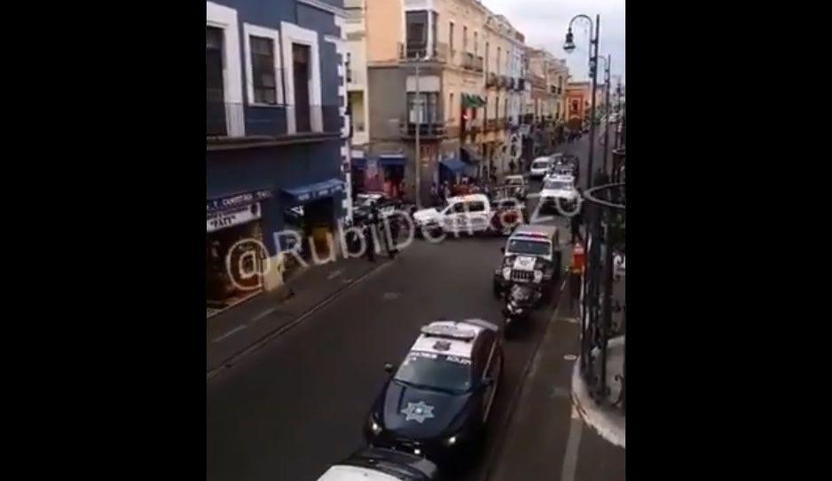 Diabolazos causan terror en el Mercado de la Victoria (VIDEO)