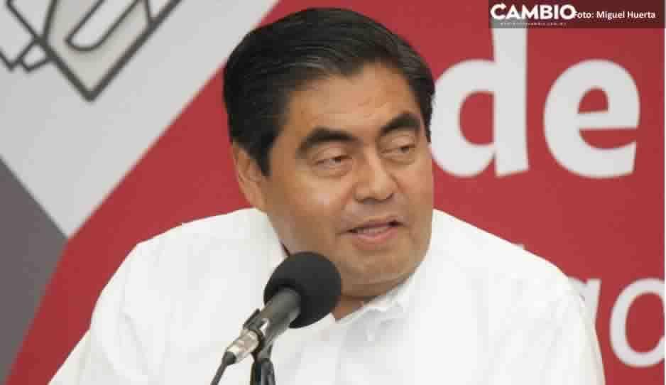 Confía Barbosa en que se apruebe reforma para eliminar fuero a servidores públicos