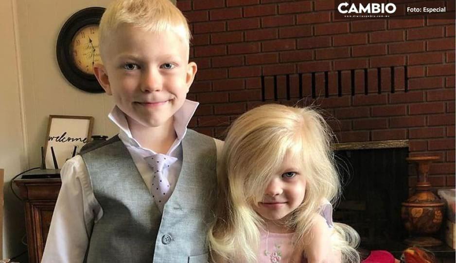 CMB nombra campeón a valiente niño que salvó a su hermana de ataque de perro