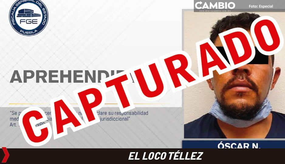 Tras captura de El Loco Téllez bajará la delincuencia, ahora vamos por El Toñín y El Bukanas: Barbosa