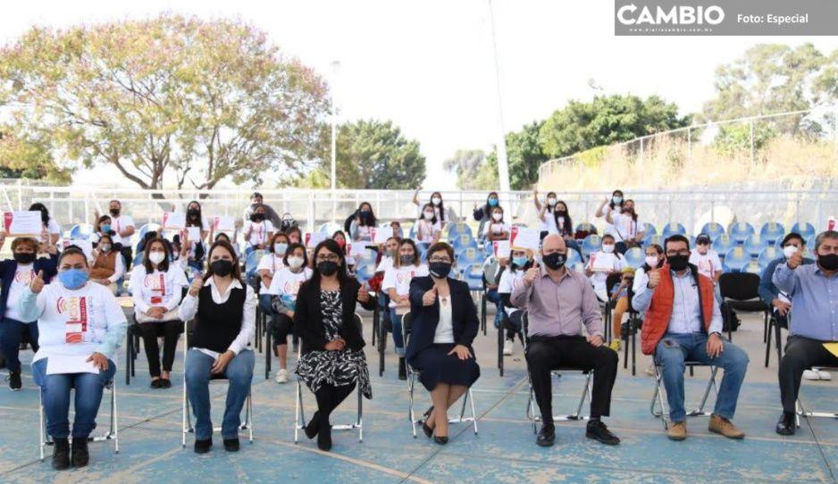 Gobierno Municipal de Atlixco capacita a mujeres para prevenir la violencia