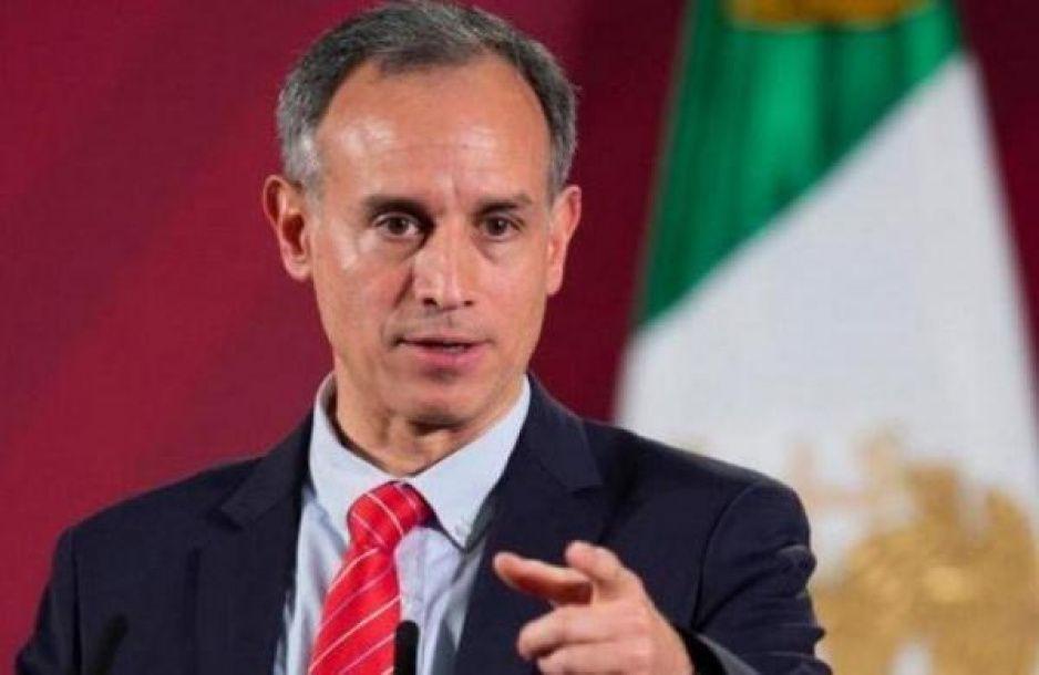 Velocidad de contagios y muertes por Covid va en descenso: López-Gatell