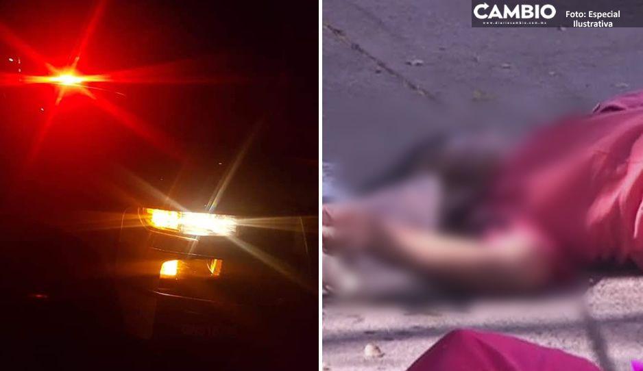 Con una R-15 rafaguean casa y lesionan a una mujer en Santa Ana Xalmimilulco