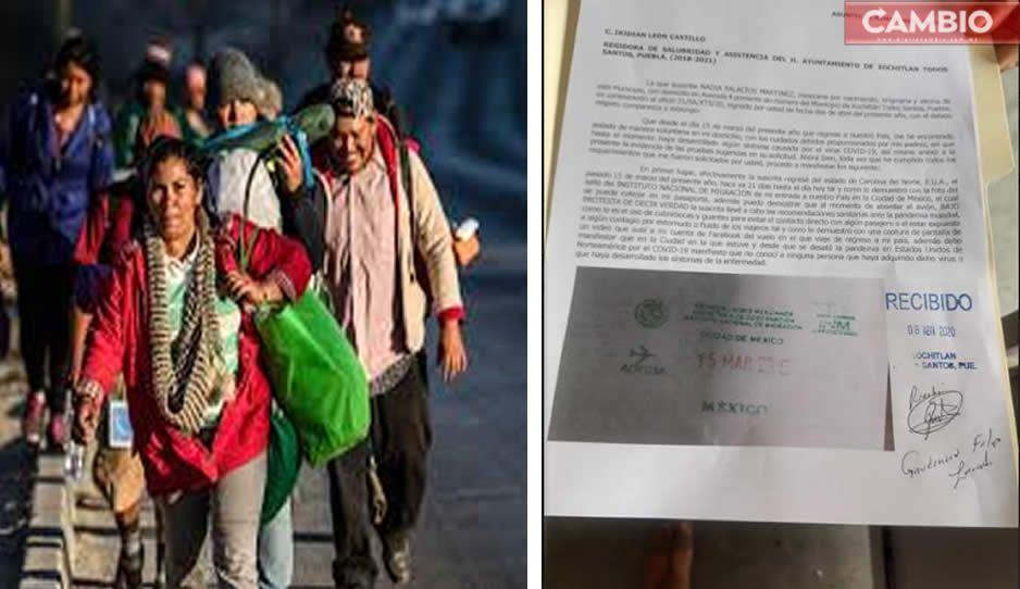Acusan a regidora de Xochitlán de discriminación contra migrantes
