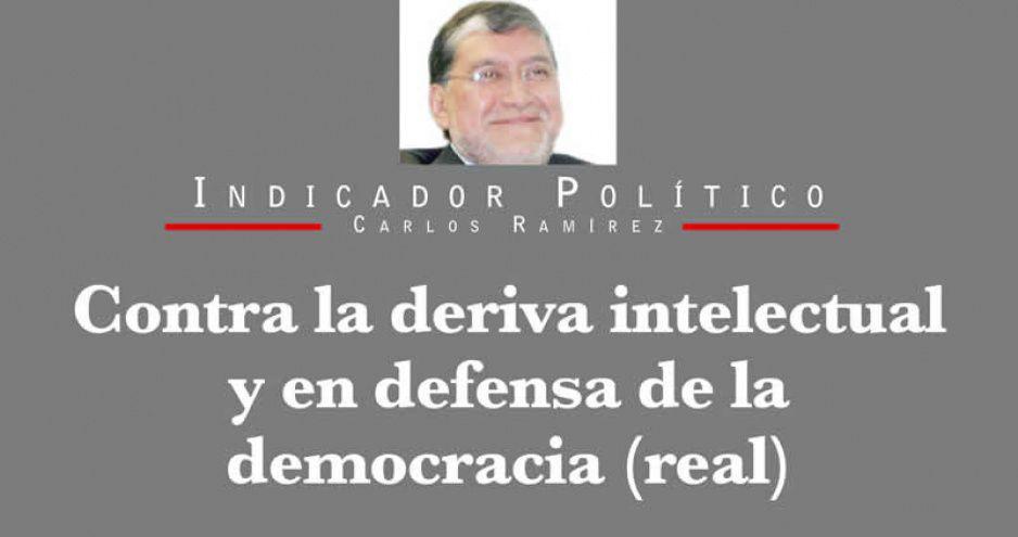 Contra la deriva intelectual y en defensa de la democracia (real)