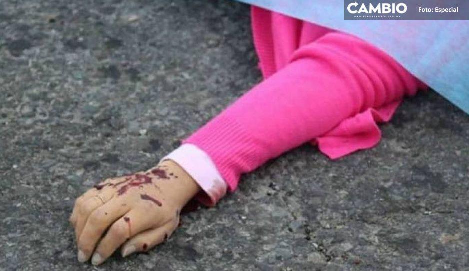 Feminicidio 41: dos balazos arrebatan la vida de niña de 10 años en Vicente Guerrero