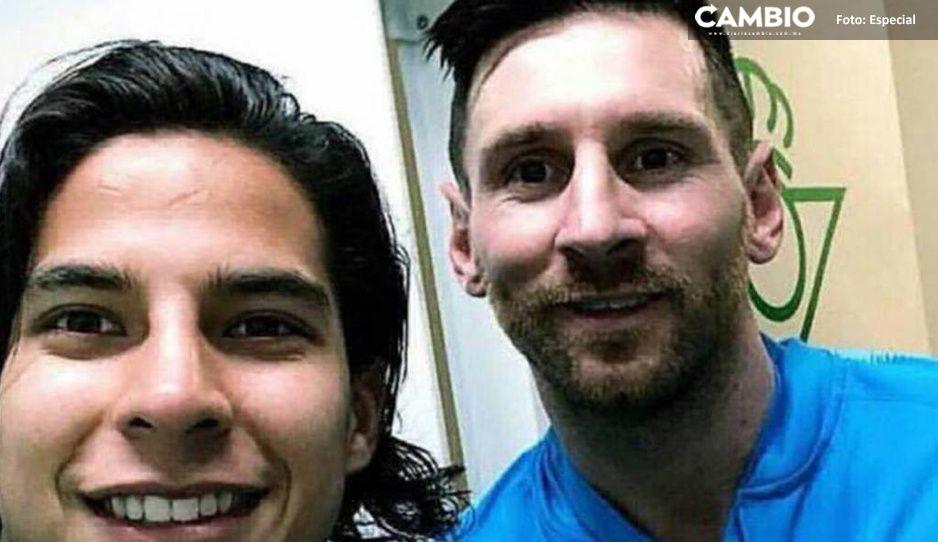 Diego Lainez es como Messi: Ricardo La Volpe