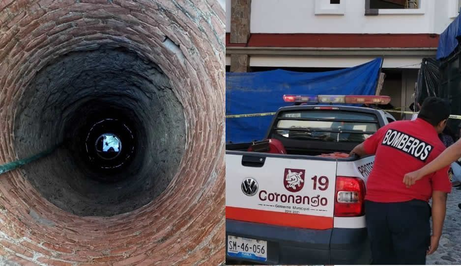 Muere chavito de 13 años tras caer a pozo de San Pedro mientras lijaba los ladrillos