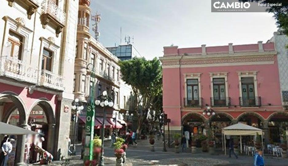 Comerciantes exigen a Claudia abrir las vialidades del Centro Histórico