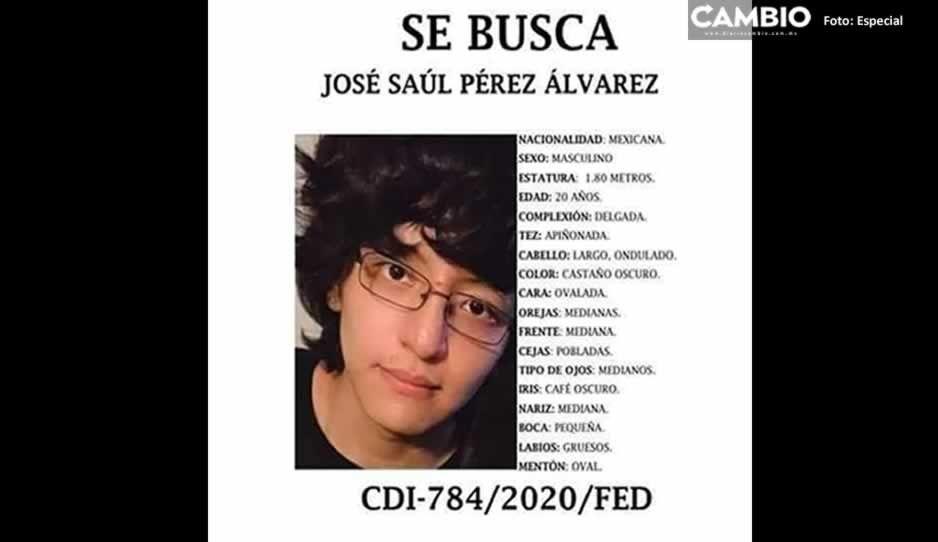 Desaparece José Saúl Pérez en Hacienda Santa Clara ¡Ayuda a localizarlo!