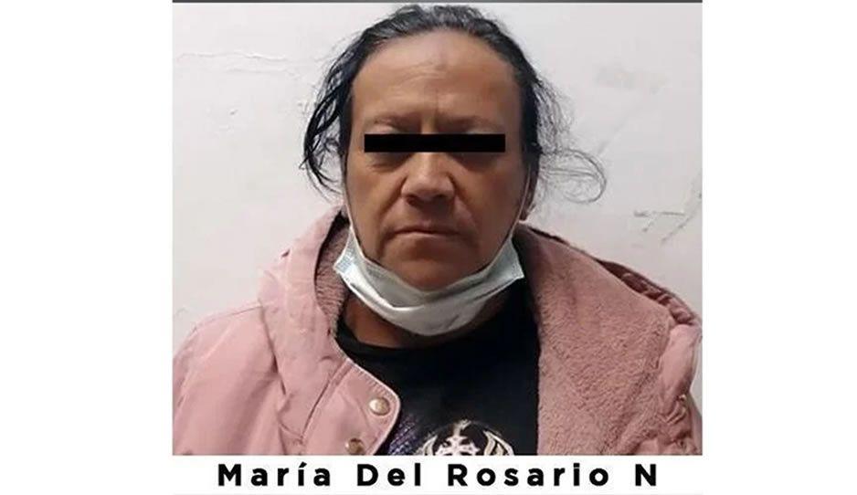 Suegra metiche asesina a navajazos a la novia de su hijo y la entierra clandestinamente