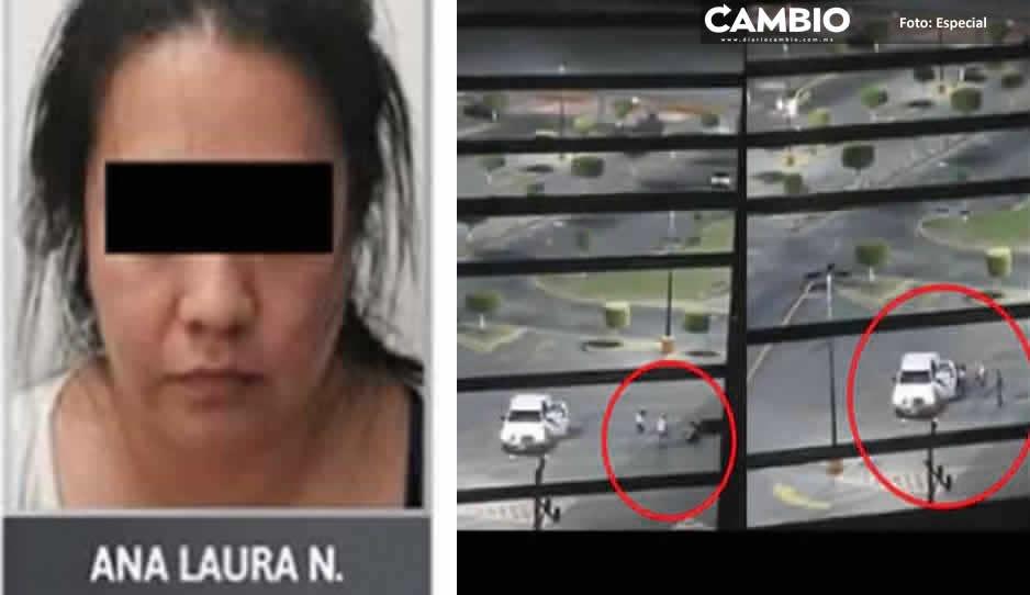 Secuestradora de Walmart queda libre tras disparar a agentes de la Fiscalía