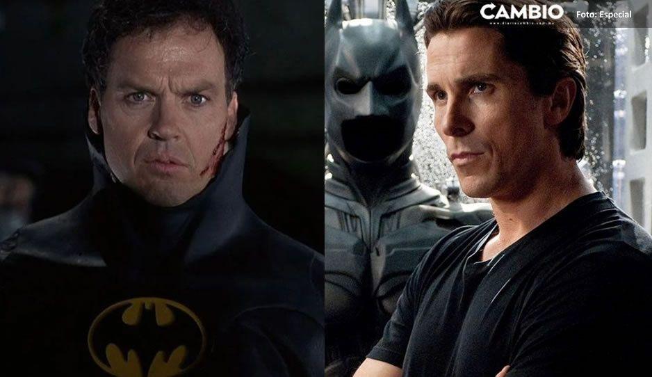 Si Michael Keaton no acepta, Christian Bale podría ser Batman otra vez: Warner Bros