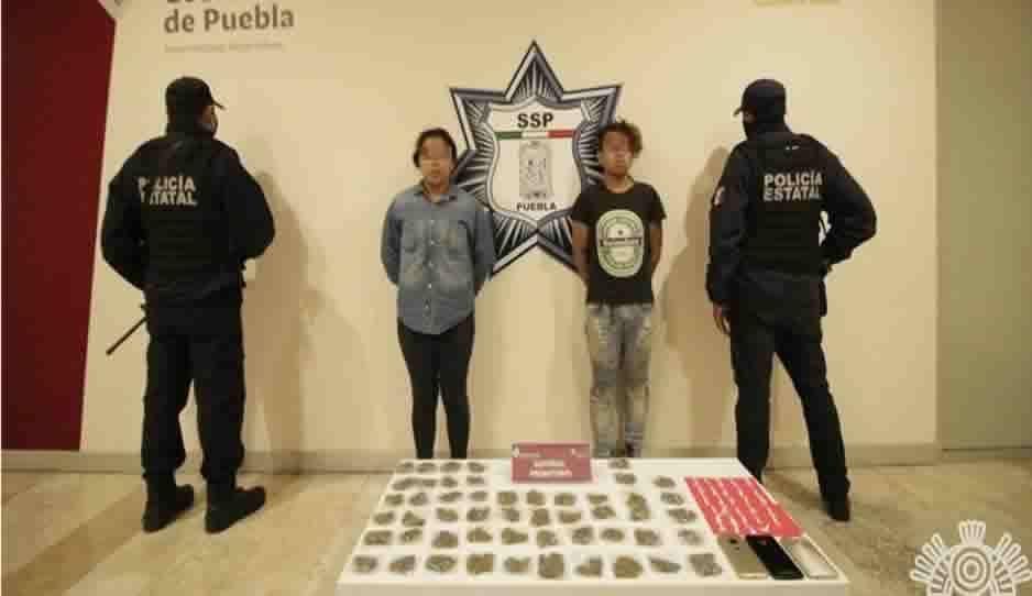 Caen dos narcomenudistas de la esposa de El Grillo en San Ramón