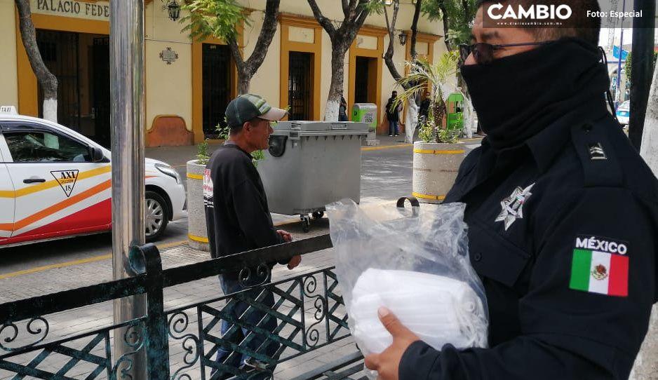 Síndico de Tehuacán niega que se viole la ley con la Policía AntiCovid