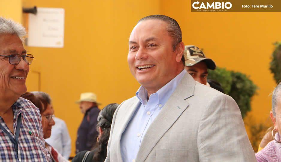 Planea Memo Velázquez adquirir  terreno para corralón en Atlixco