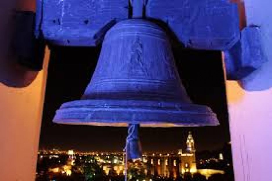 Concierto de las campanas en San Pedro será dedicado a muertos por el virus