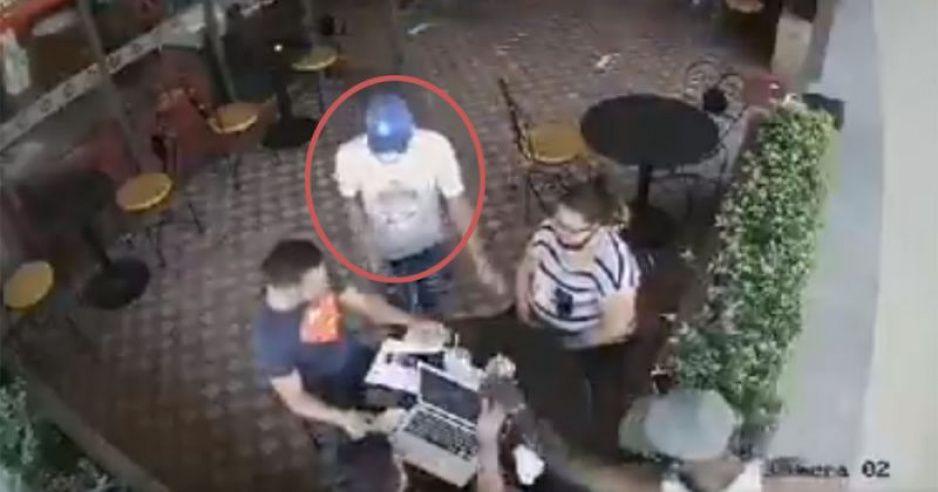 Ante la Nueva Normalidad ladrones en México atracan con cubrebocas y Susana Distancia (VIDEO)