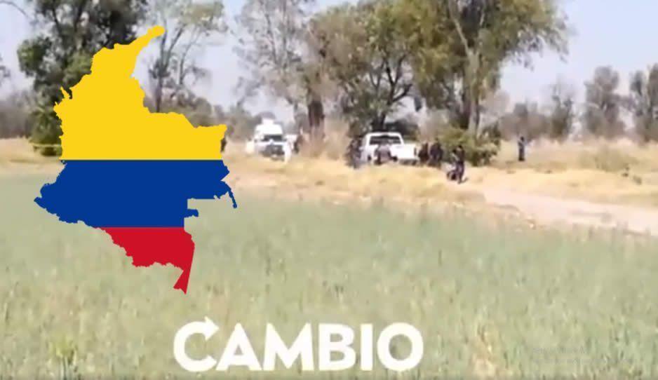 Tres de los cuatro ejecutados en Huejotzingo son colombianos