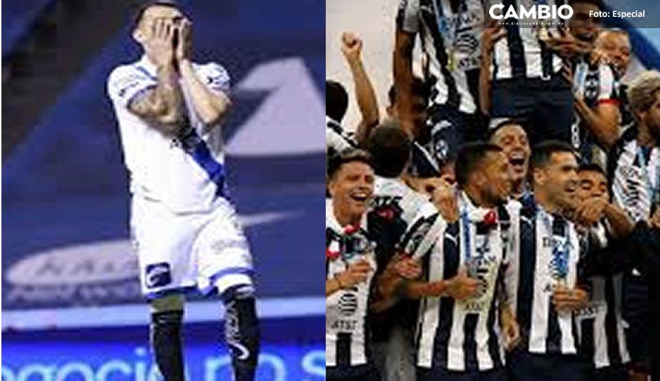 Salen vencedores los Rayados de Monterrey contra La Franja