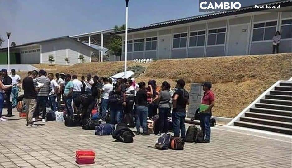 Desalojan a cadetes de Academia Policial Zaragoza por posible brote de COVID-19