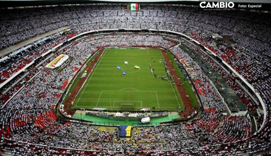 Con los más de 100 mil muertos por COVID en México, se llenaría el Estadio Azteca