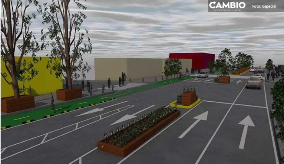 Invertirán 104 millones en rehabilitación del Bulevar Xonaca; obras inician el 10 de septiembre