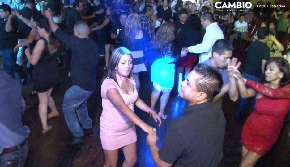Mega baile sonidero termina en balacera; reportan cinco heridos entre ellos una mujer