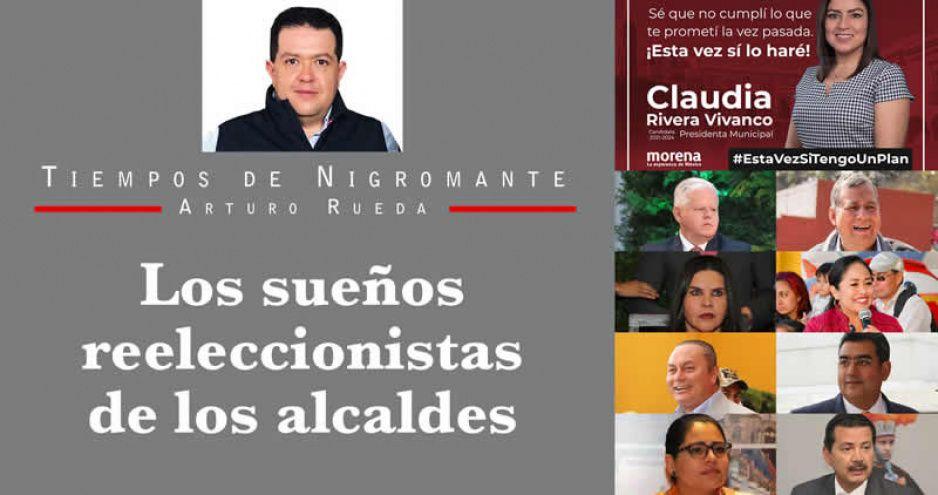 Los sueños reeleccionistas de los alcaldes
