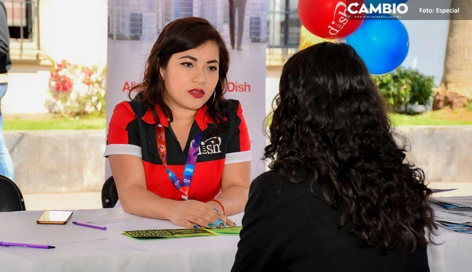 Empresas ofrecen más de 200 vacantes en el Primer Call Center Laboral efectuado por el Ayuntamiento de Cuautlancingo