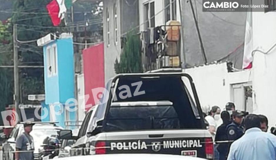 Amarran y matan a golpes a viejito dentro de su domicilio en Bosques de Manzanilla