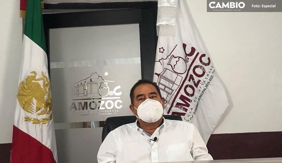 Gobierno de Amozoc reafirma que no se otorgan permisos para fiestas o reuniones ante Covid