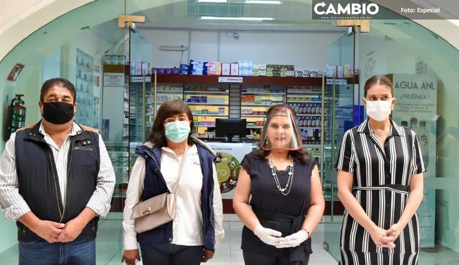 Clínica de Bienestar es una realidad en  San Martín Texmelucan: Norma Layón