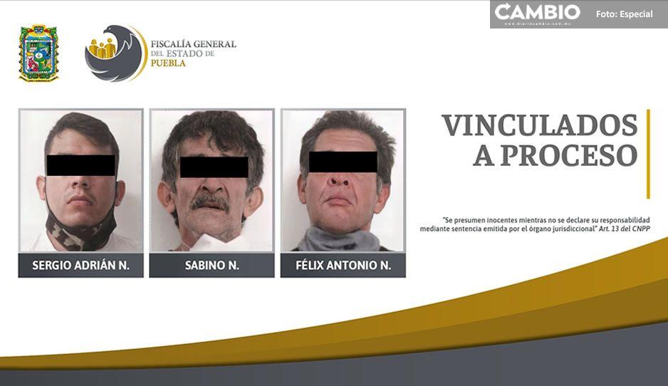"""Vinculan a proceso a tres narcomenudistas de """"El Grillo"""""""