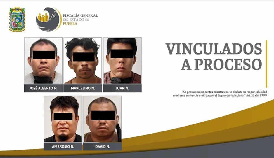 Cae banda de secuestradores de taxista en Zinacatepec