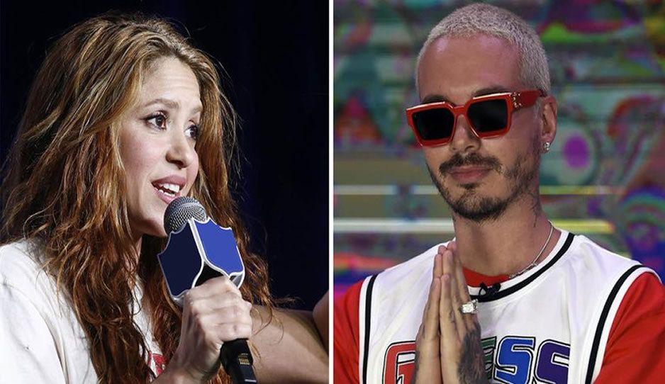 J Balvin se burla de Shakira y se desata la MEMIZA