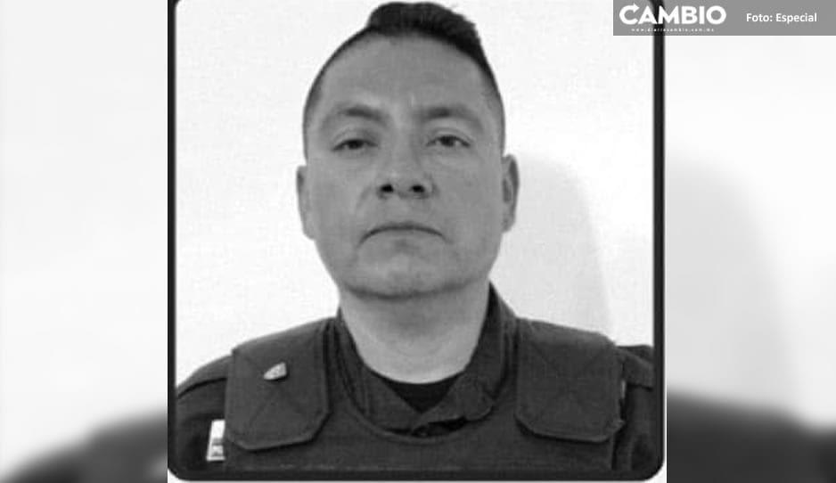 Muere policía de Tehuacán por coronavirus