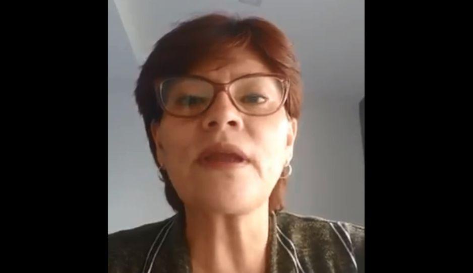 Agradece Verónica Vélez apoyo y cariño de los poblanos tras contagiarse de Covid (VIDEO)