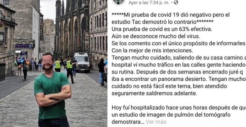 Regidor suplente de San Andrés Cholula viaja a Vail y se contagia de Coronavirus
