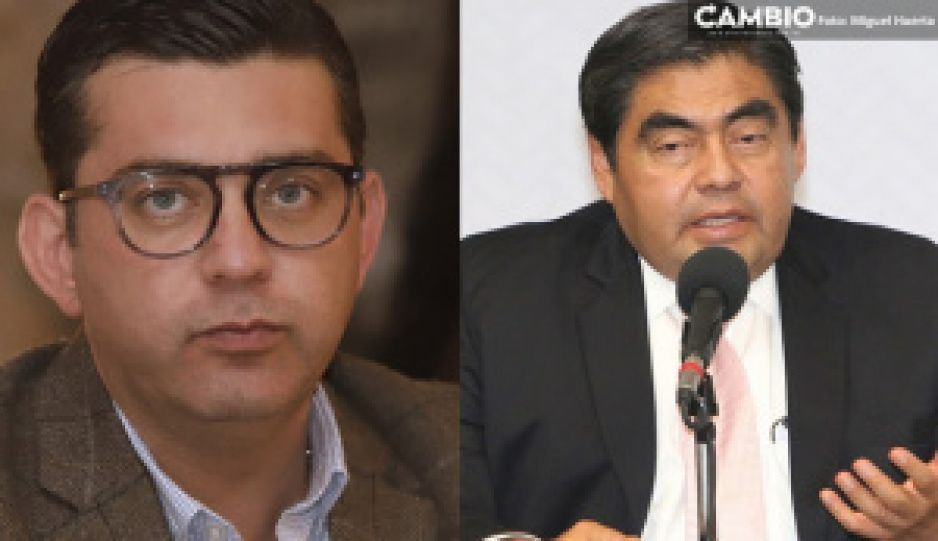 Oscar Chapa es el único responsable de compra ilegal de uniformes: Barbosa