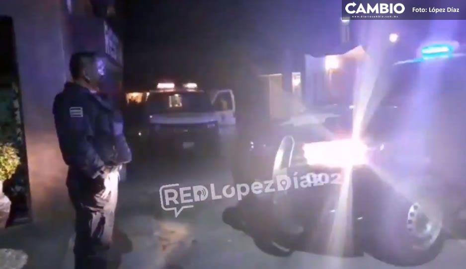 Detonan artefacto explosivo en Hotel San Carlos en Tecamachalco (VIDEO)