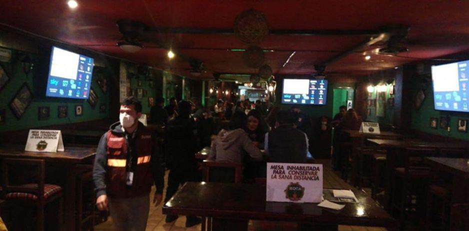 ¡A beber a Texmelucan! otorgan licencia de restaurante-bar a antros