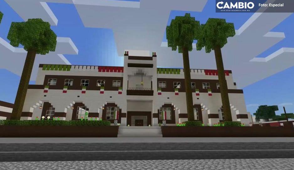 Alcaldesa del municipio de Escobedo dará Grito de Independencia a través de Minecraft