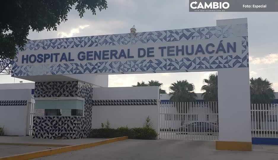 Protestan médicos y enfermeras de Tehuacán  por no recibir salario íntegro en la pandemia